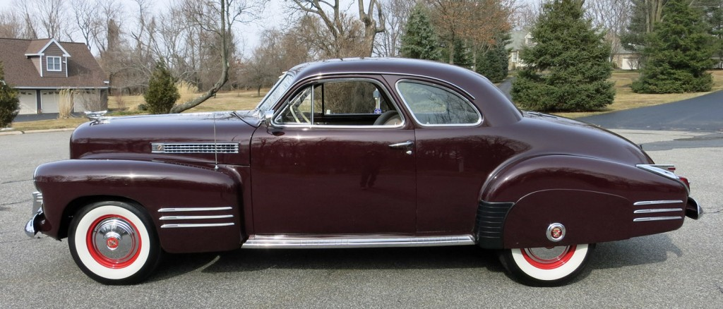 Cadillac Series Coupe For Sale X