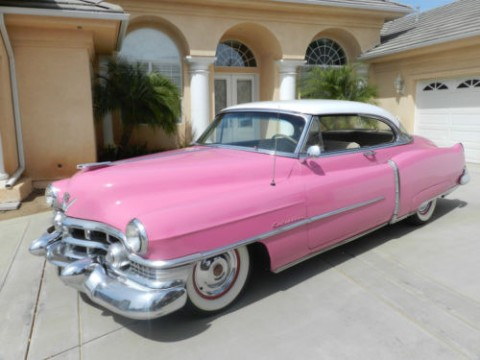 1951 Cadillac Coupe DeVille for sale