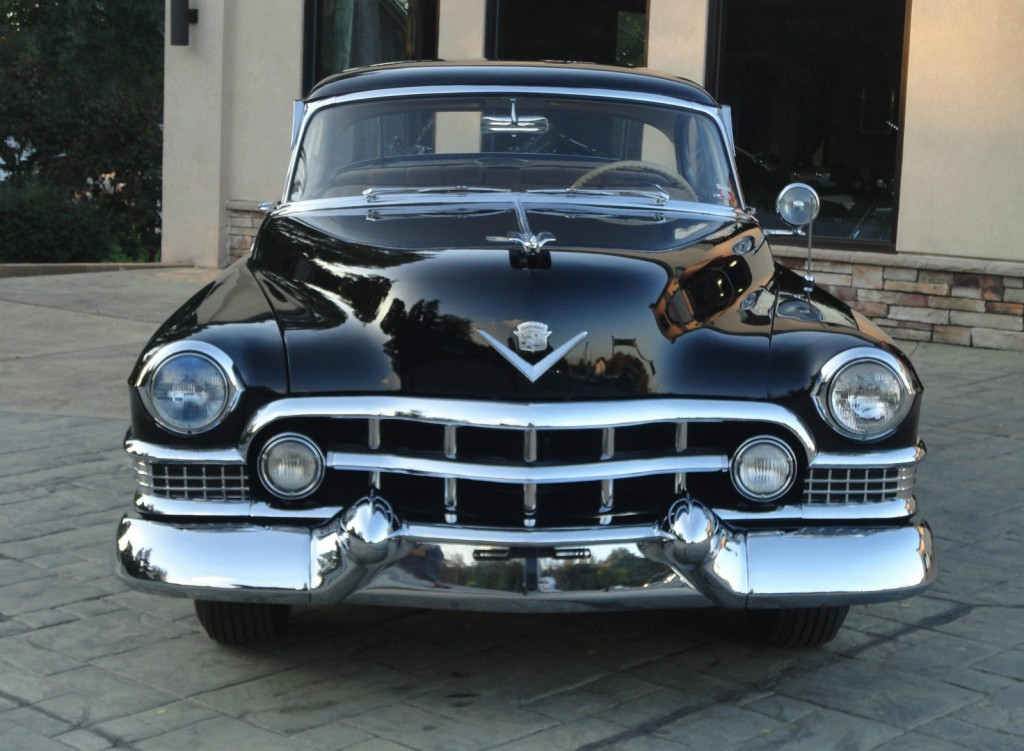 1951 Cadillac Series 62 Coupe For Sale