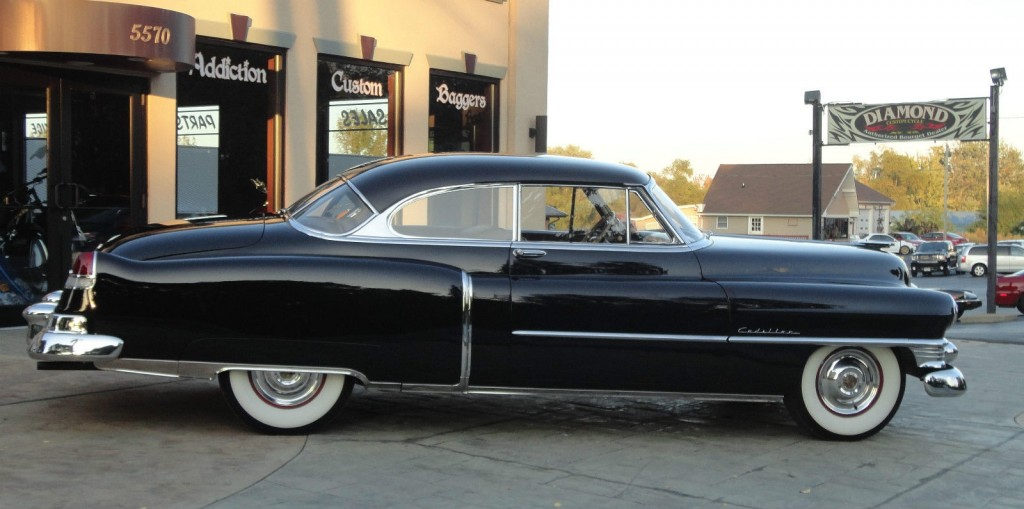 1951 Cadillac Series 62 Coupe