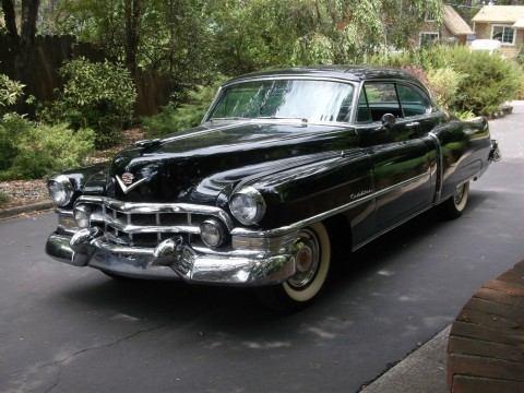 1952 Cadillac Coupe De Ville for sale