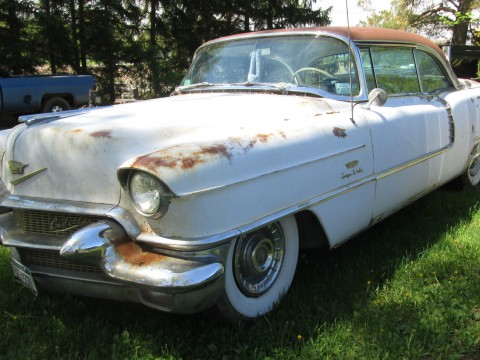 1956 Cadillac Coupe Deville for sale