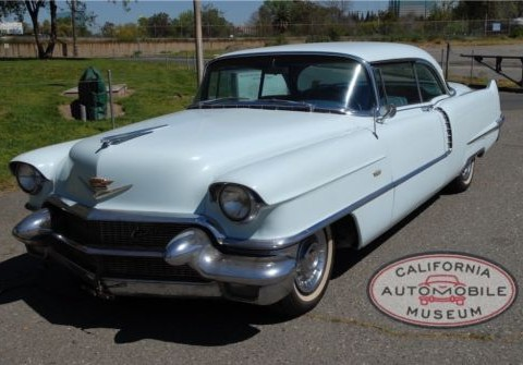 1956 Cadillac Series 62 Coupe for sale