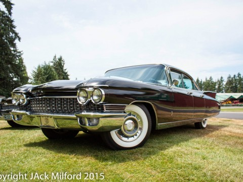 1960 Cadillac Fleetwood 60 Special for sale