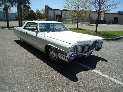 1965 Cadillac Coupe DeVille for sale