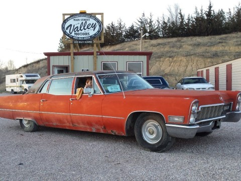 1968 Cadillac Fleetwood Formal LIMO for sale