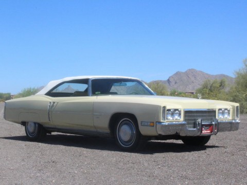 1971 Cadillac Eldorado for sale