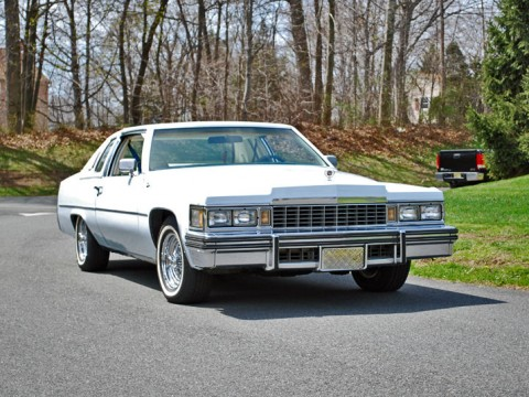 1977 Cadillac DeVille for sale