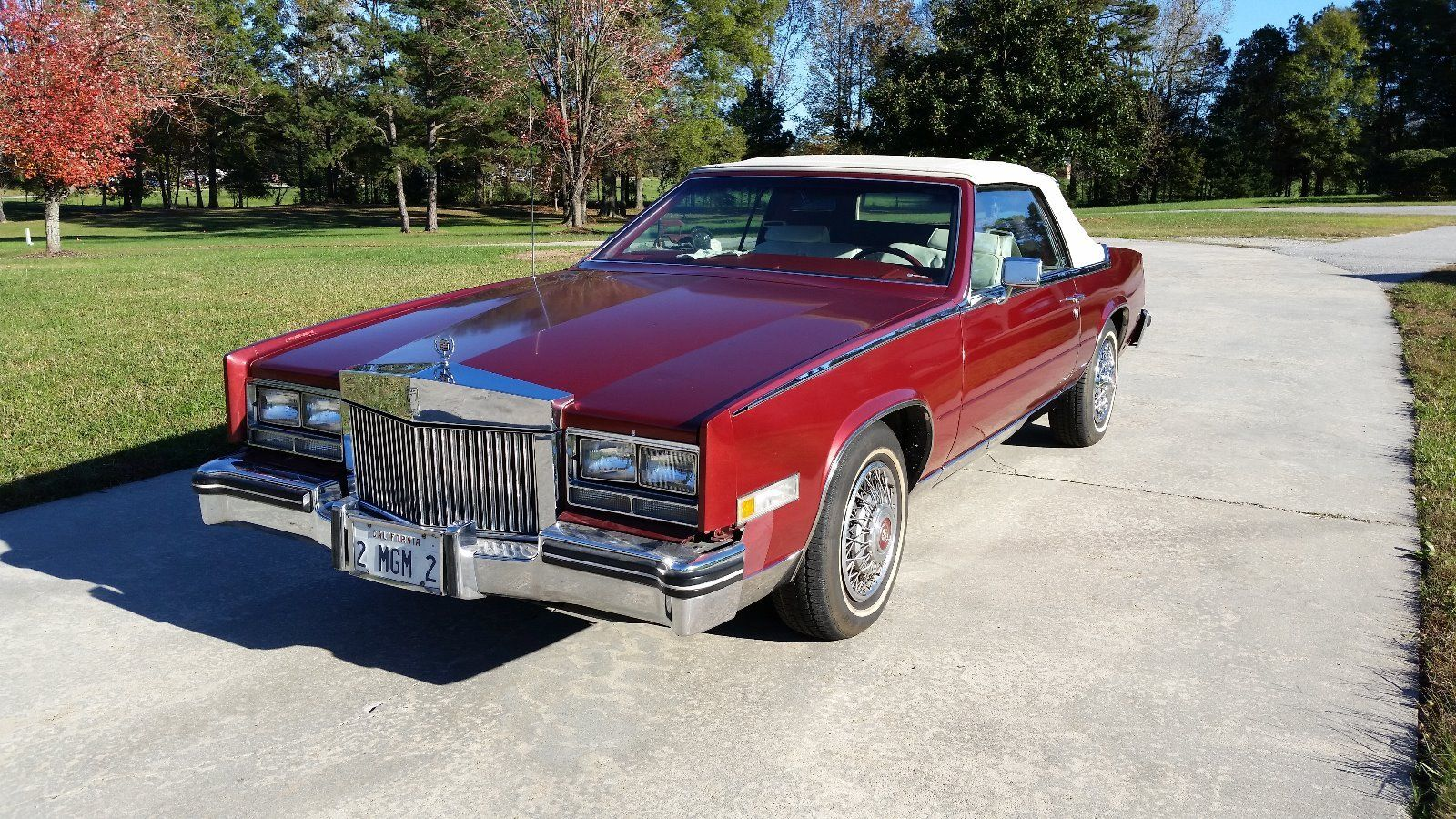1984 Cadillac Eldorado Biarritz for sale
