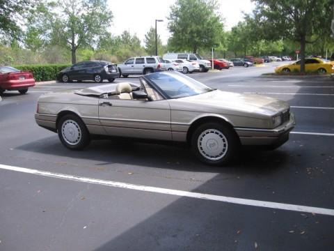 1990 Cadillac Allante Convertible for sale