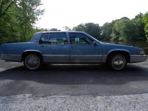 1990 Cadillac Deville Sedan for sale