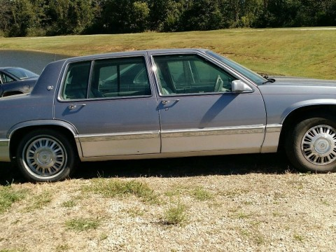 1991 Cadillac DeVille Sedan for sale