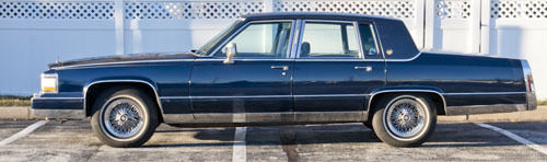1992 Cadillac Brougham Sts Brougham For Sale