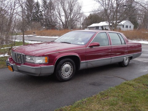 1996 Cadillac Fleetwood Brougham for sale