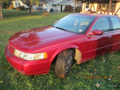 1998 Cadillac STS Seville for sale