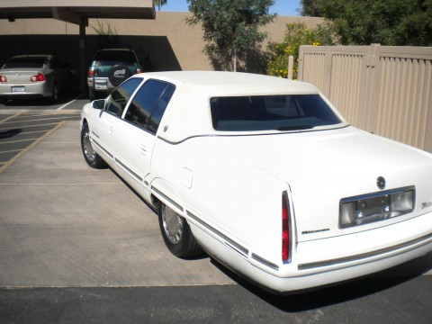 1999 Cadillac Deville Fleetwood Edition for sale
