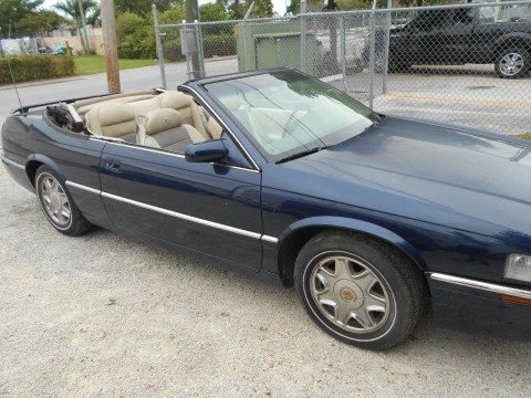 1999 Cadillac Eldorado convertible for sale