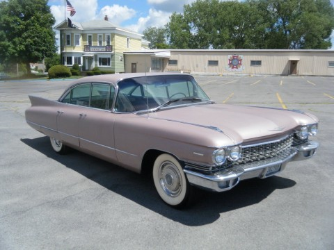 1960 Cadillac Sedan DeVille for sale