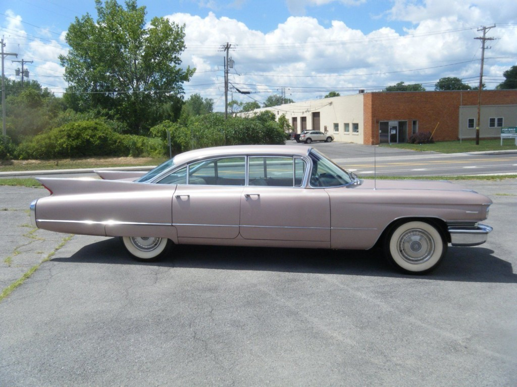 1960 Cadillac Coupe Deville For Sale: 1960 Cadillac Sedan DeVille For Sale