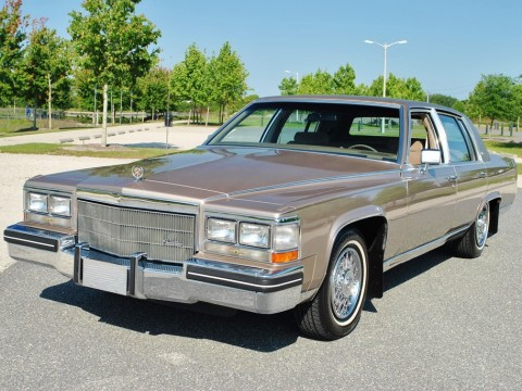 1985 Cadillac Fleetwood Brougham D'elegance for sale
