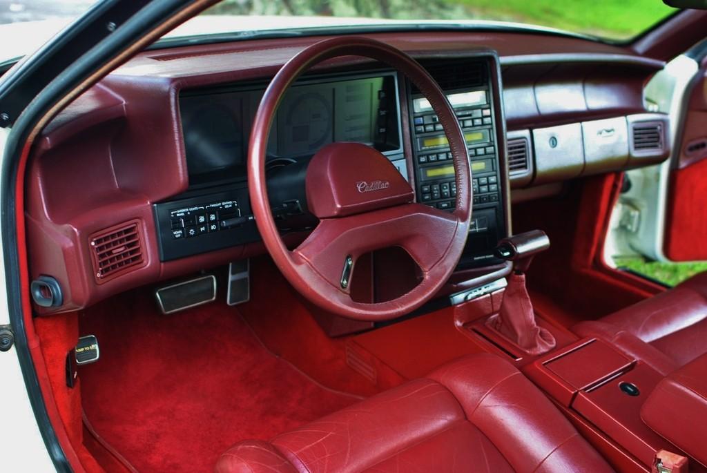 1987 Cadillac Allante Convertible