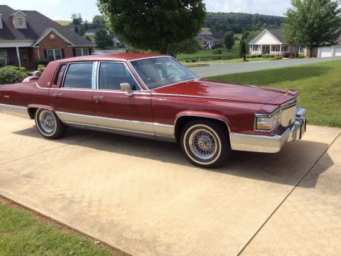 1990 Cadillac Brougham D'elegance for sale
