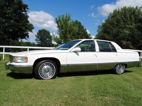1996 Cadillac Fleetwood Brougham Sedan for sale