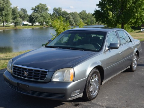 2004 Cadillac DeVille Sedan for sale