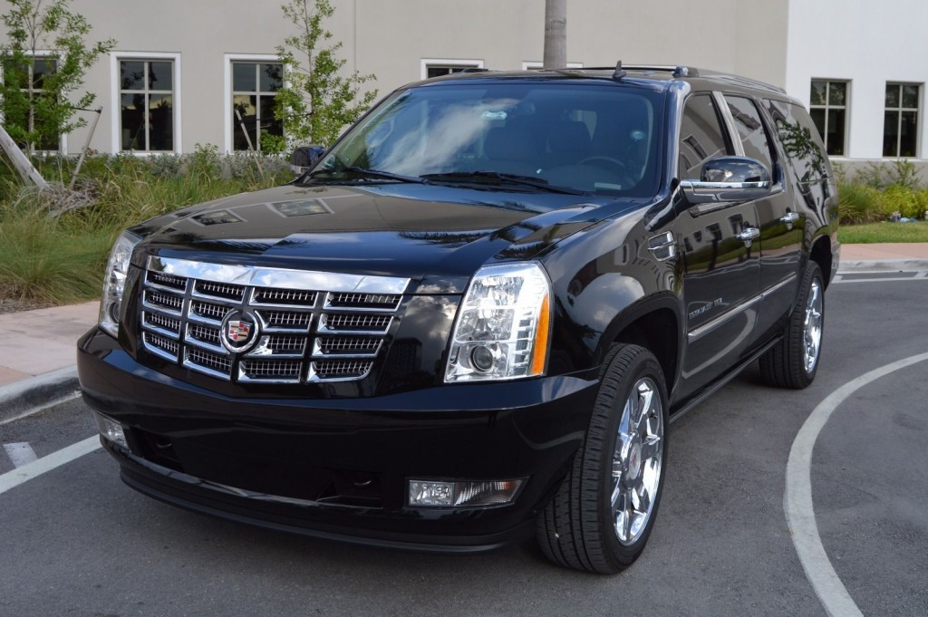 2011 Cadillac Escalade Esv Premium For Sale