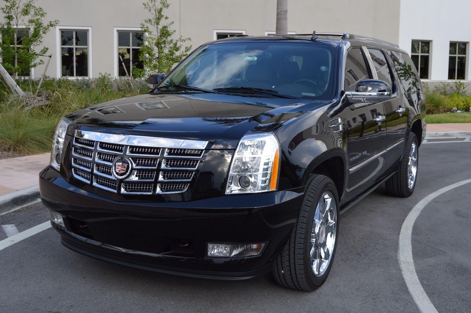 2011 Cadillac Escalade Esv Premium For Sale