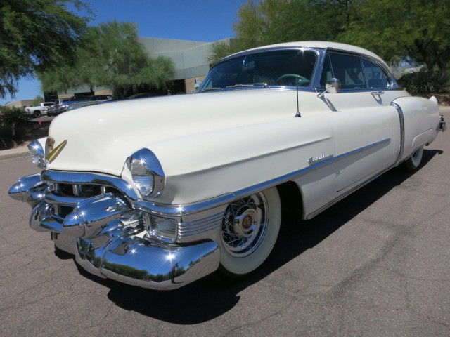 1953 Cadillac Coupe DeVille for sale