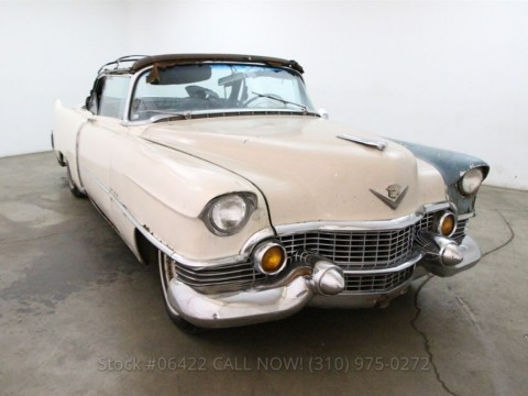 1954 Cadillac Series 62 Convertible for sale