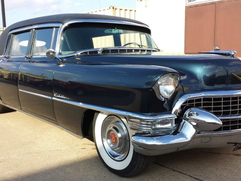 1955 Cadillac Series 75 Fleetwood Limousine for sale