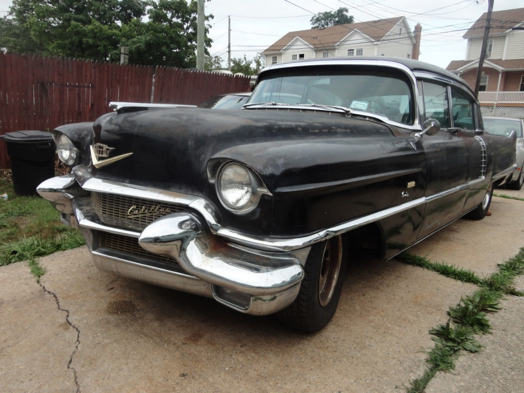 Escalade For Sale >> 1956 Cadillac Fleetwood Sedan for sale