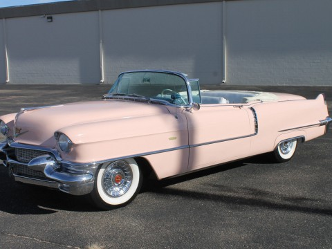 1956 Cadillac Series 62 Convertible for sale
