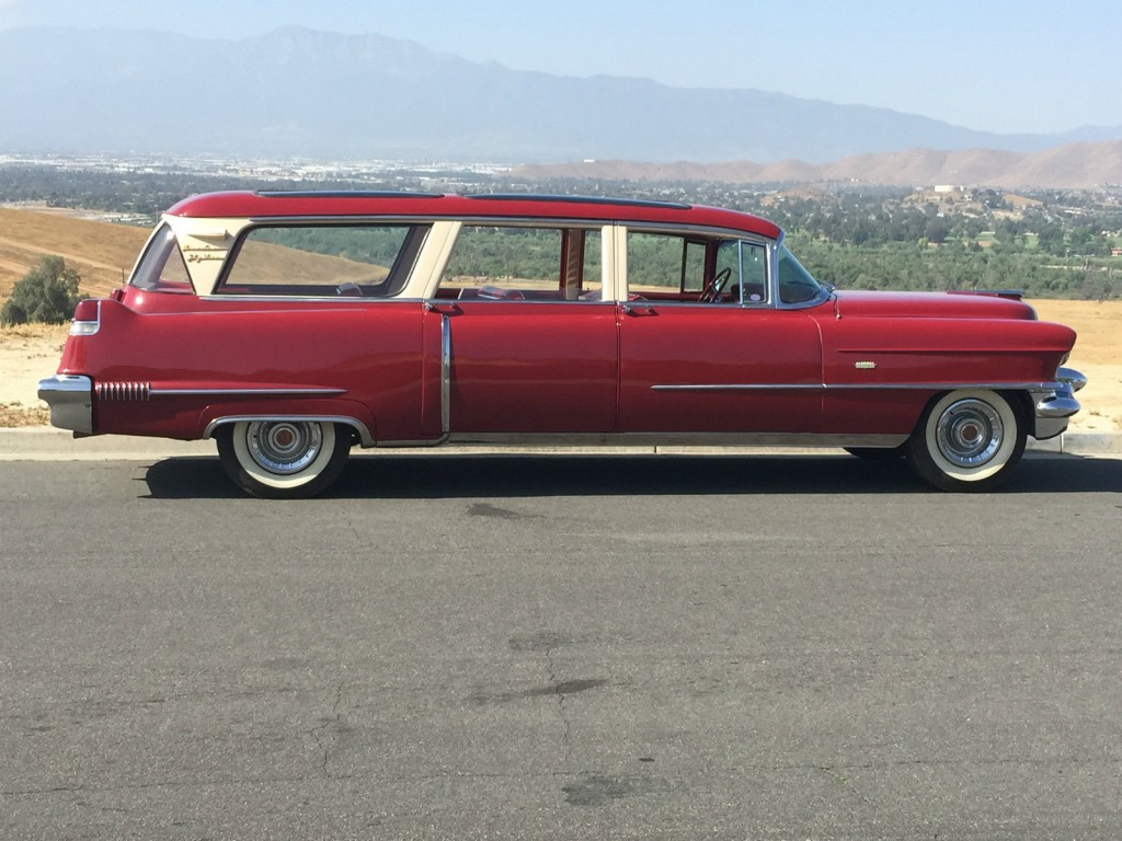 1956 cadillac skyview station wagon for sale. Cars Review. Best American Auto & Cars Review