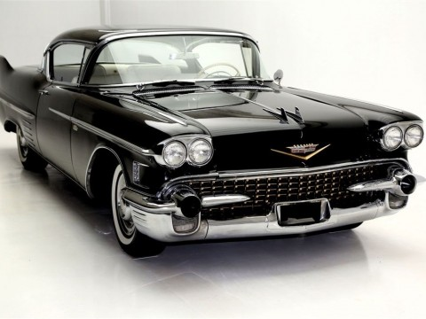 1958 Cadillac Series 62 Coupe for sale