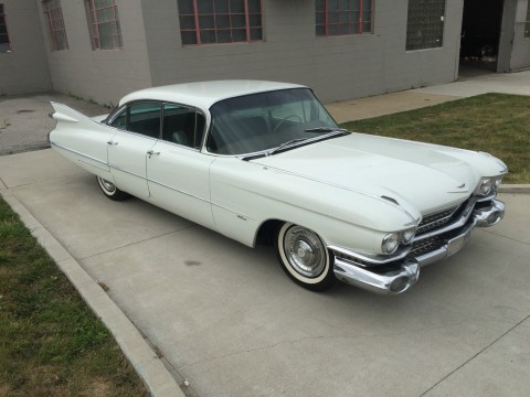 1959 Cadillac 62 Series Sedan for sale