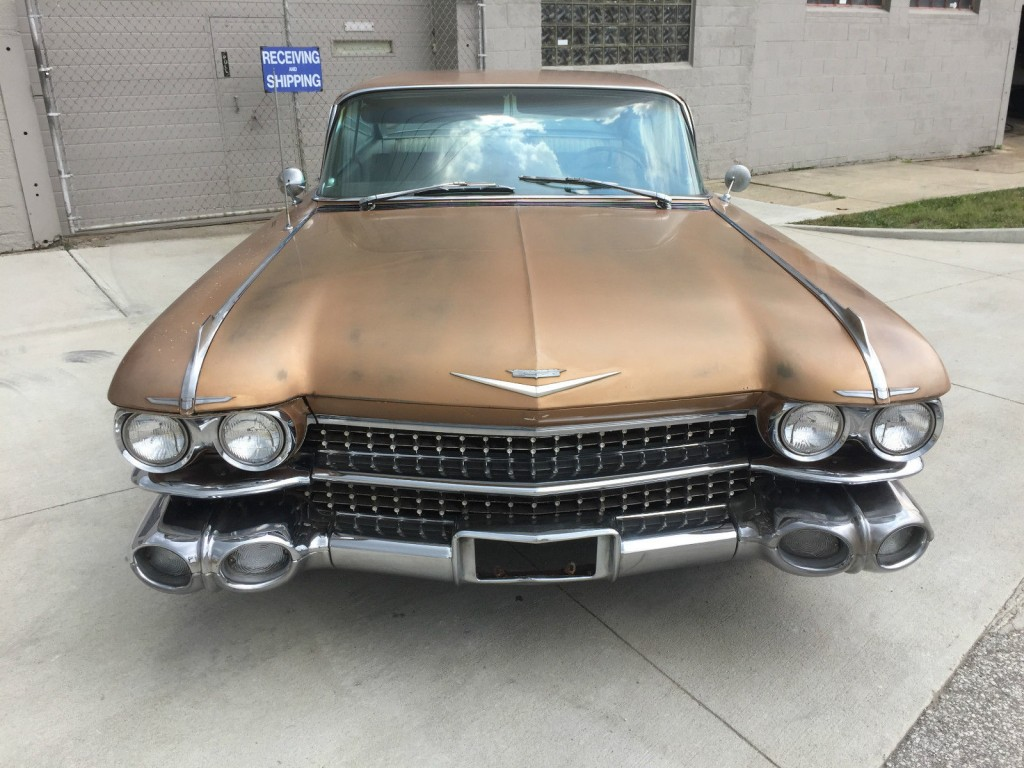 1959 Cadillac Series 62 Coupe