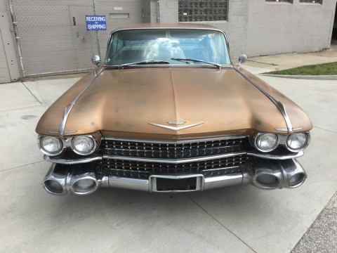 1959 Cadillac Series 62 Coupe for sale