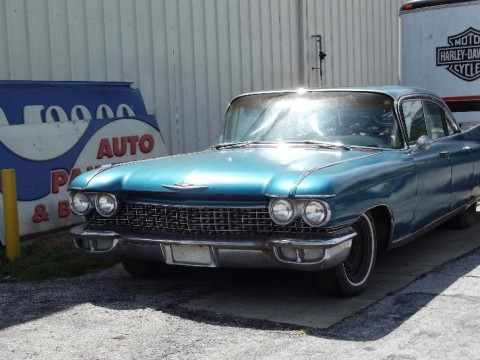1960 Cadillac Fleetwood Sedan for sale