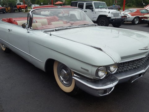 1960 Cadillac Series 62 Convertiible for sale