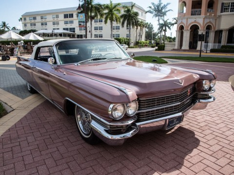 1963 Cadillac Eldorado Biarritz Convertible for sale