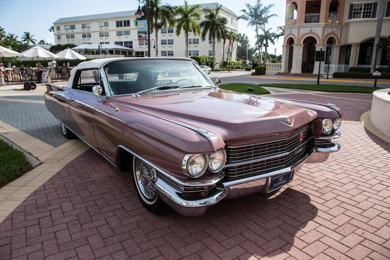 1963 cadillac eldorado biarritz convertible for sale. Cars Review. Best American Auto & Cars Review