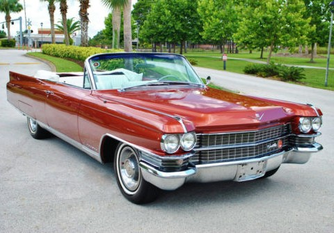 1963 Cadillac Eldorado Convertible for sale