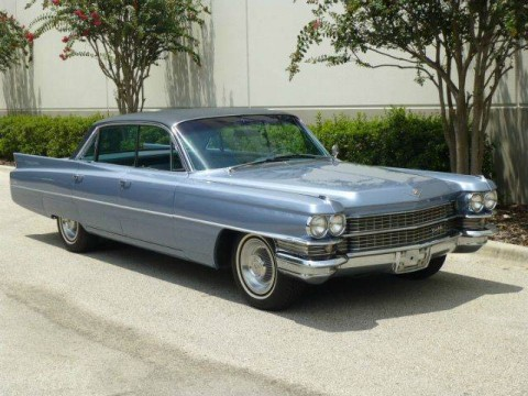1963 Cadillac Sedan DeVille for sale