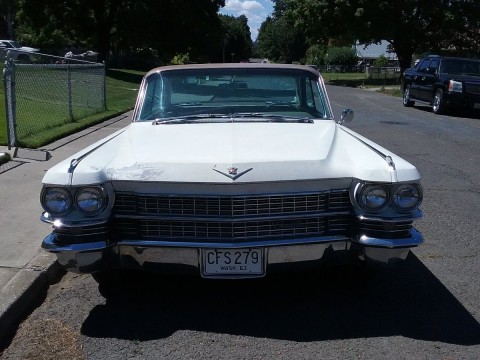1963 Cadillac Series 62 Sedan for sale