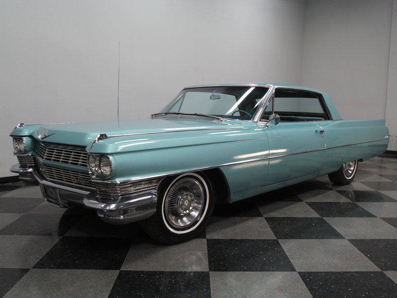 1964 Cadillac Coupe Deville For Sale