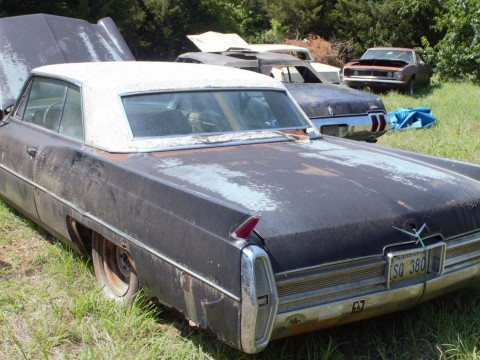 1964 Cadillac Series 62 Coupe for sale