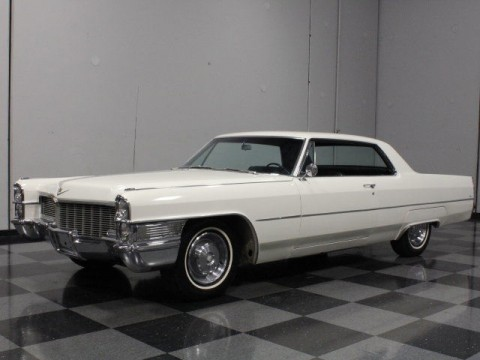1965 Cadillac Calais Coupe for sale